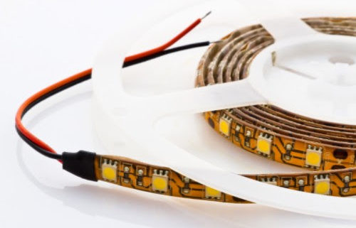 Fully assembled, customized LED Flex Strip Solutions