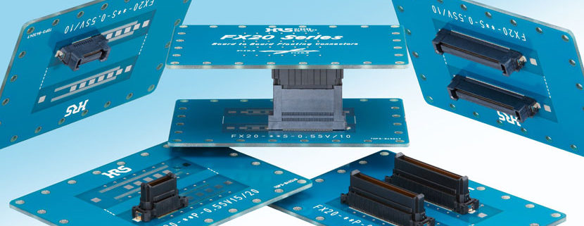 HIROSE INTRODUCES RUGGED SELF-ALIGNING, FLOATING BOARD-TO-BOARD CONNECTOR