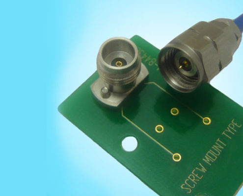Hirose Introduces A New H2.4 Series Solderless Compression Mount 2.4mm Coaxial Connector