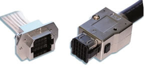 PQ50 Series, High Voltage, Power Supply Connector